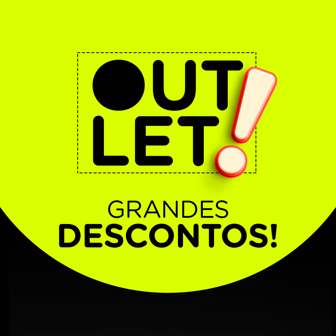 Confira o Outlet do Lab!