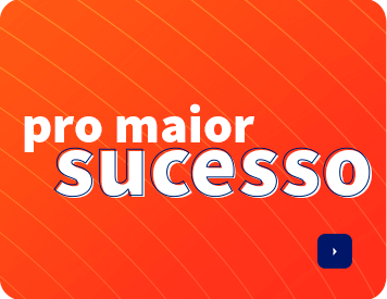 Sucesso, sucesso, sucesso!