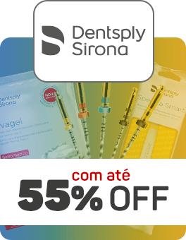 Seleção de Dentsply com até 30% OFF
