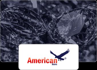 Melhores produtos da marca American Burrs | Dental Cremer Produtos Odontológicos