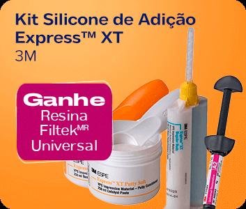 Kit Silicone 3M em oferta e frete grátis | Dental Cremer Produtos Odontológicos