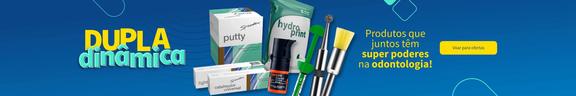 Ofertas especiais e frete grátis na Dental Cremer Produtos Odontológicos