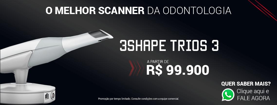 Confira 3Shape Trios 3 O Melhor Scanner da Odontologia