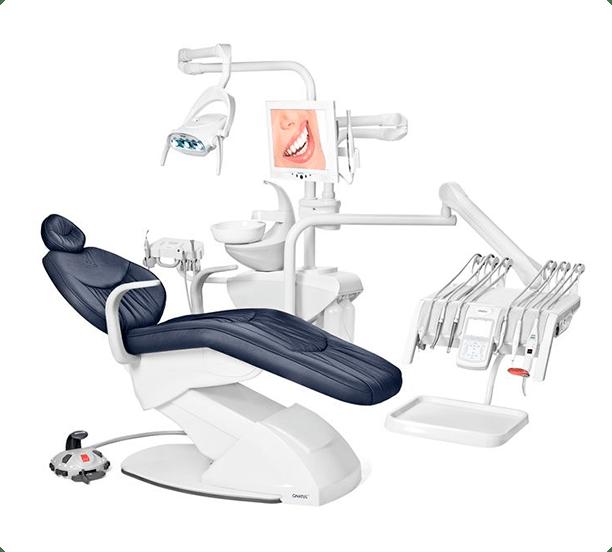 Cadeira Odontológica G4 F