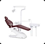 Cadeira de odontológia Premium