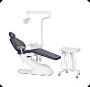 Cadeira odontológica Personal Air Dabi Atlante