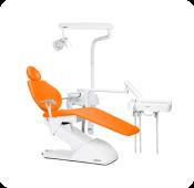 Cadeira odontológica Personal Hasteflex Dabi Atlante