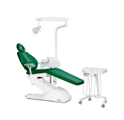 Cadeira de dentista com encosto anatômico