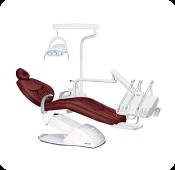 Cadeira para consultório odontológico Dabi Atlante
