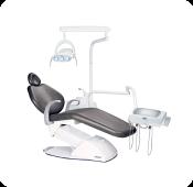 cadeira odontologica gnatus branca