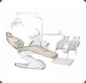 Cadeira para consultório odontológico completa