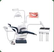 cadeira consultorio odontologico G3 C Gnatus