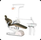 cadeira de consultorio odontologico Gnatus