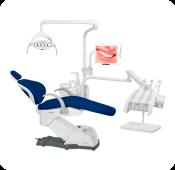 Cadeira de odontológia com Bio System