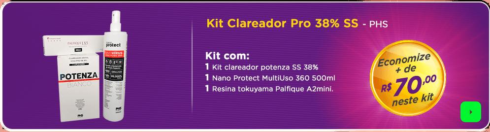 Kit Clareador PRO com frete grátis | Dental Cremer