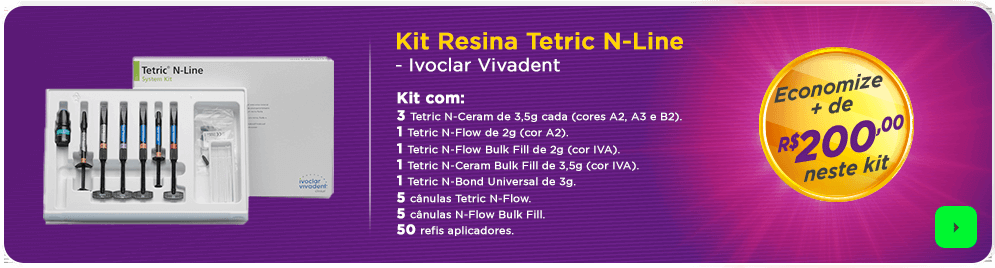 Kit Resina Ivoclar Vivadent | Dental Cremer