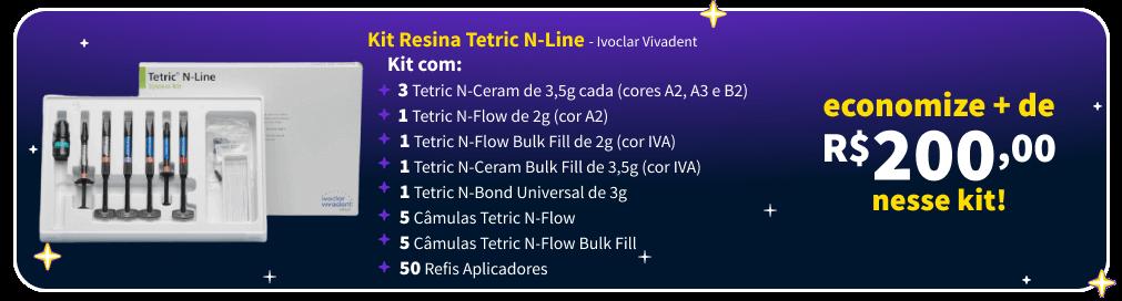 Confira Resina Tetric N-Line Kit - Ivoclar Vivadent    Dental Cremer