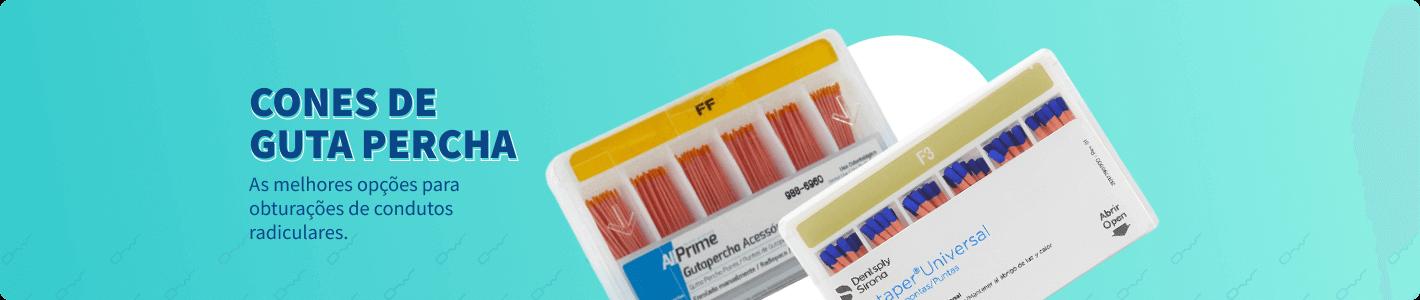 Confira Cones de Guta Percha na Dental Cremer Produtos Odontológicos