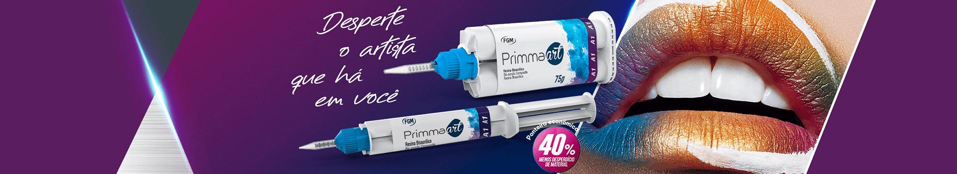 Resina Bisacrílica FMG Primma Art - Ponteira Economica