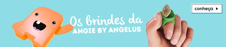 Os brindes da Angie by Angelus