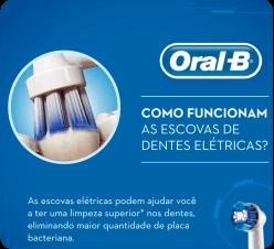 Como funcionam as escovas de dentes elétricas?