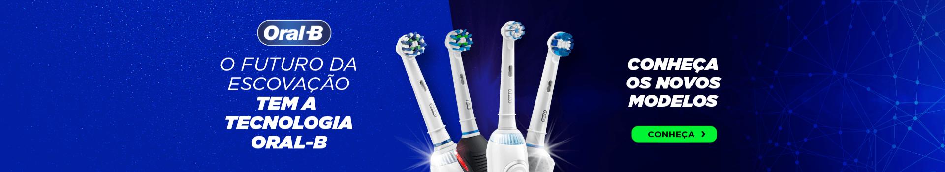 escova de dente eletrica oral b
