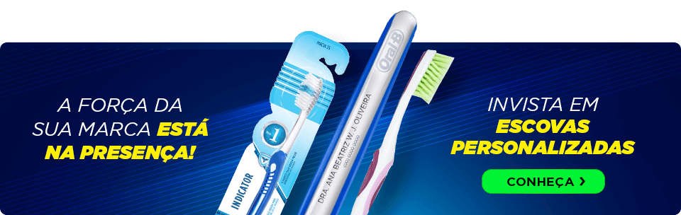 Escovas Personalizadas Oral-B | Dental Cremer