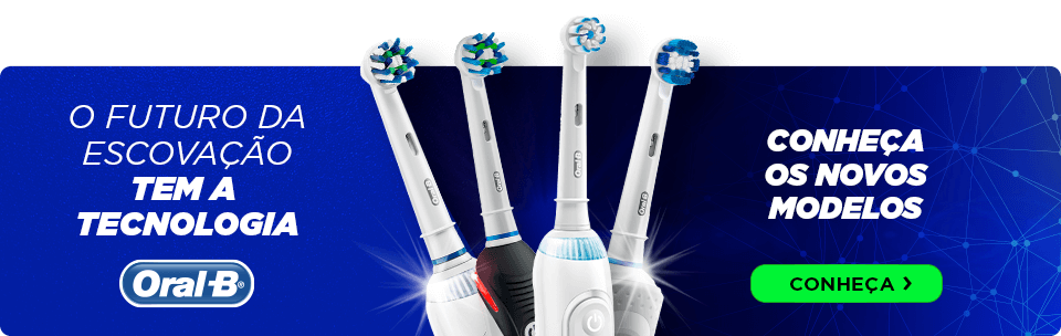 Lançamento Escova Elétrica Oral-B | Dental Cremer
