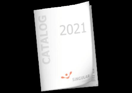 Catalogo de produtos Singular