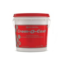 Revestimento Crom-O-Cast - Polidental