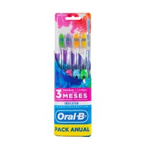 Escova Personalizada Indicator Plus Color 35 - Oral-B
