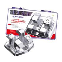 Bráquete de Aço Advanced Roth Bidimensional 018 e 022 Kit - Orthometric