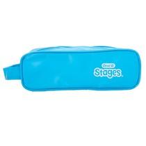 Necessaire Personalizada Azul Claro Infantil Kit - Oral - B