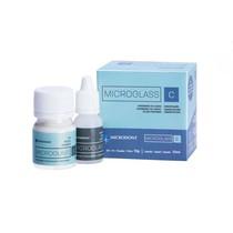 Ionômero de Vidro Para Cimentação Microglass C - Microdont