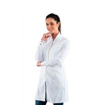 Jaleco Feminino Juicy Branco - Dra. Cherie