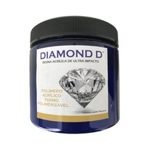 Resina Acrílica Termopolimerizável Diamond D - Keystone