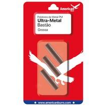 Polidor de Metal Ultra-Metal Bastão PM - American Burrs