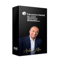 Kit de Resinas com o Protocolo de Utilização Dr. Arbex Filho Black Edition - PHS