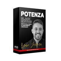 Kit de Clareamento com o Protocolo de Utilização Dr. Bruno Ferreira Black Edition - PHS