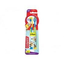 Escova Dental Infantil Smiles Minions 6 - Colgate