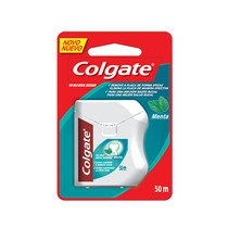 Fio Dental Regular Menta - Colgate