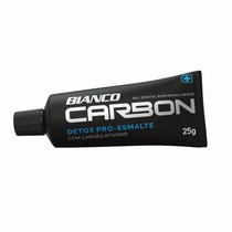 Creme Dental Carbon - Bianco