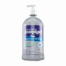Álcool Gel Asseptgel Cristal - Bianco