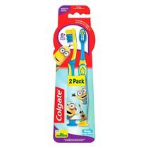 Escova Dental Infantil Minions - Colgate