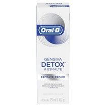 Creme Dental Detox Elmalte Repair - Oral-B