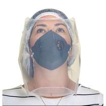 Protetor Facial Transparente com Elástico - Dello