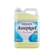 Sabonete Sem Aroma Asseptgel - Bianco