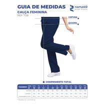 Scrub Calça Unissex Azul Marinho - Namastê