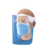 Protetor Facial Transparente em Pet com Elástico - Dello