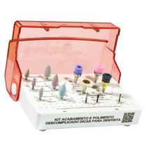 Kit Signature para Preparos Descomplicados Dicas para Dentistas - American Burrs